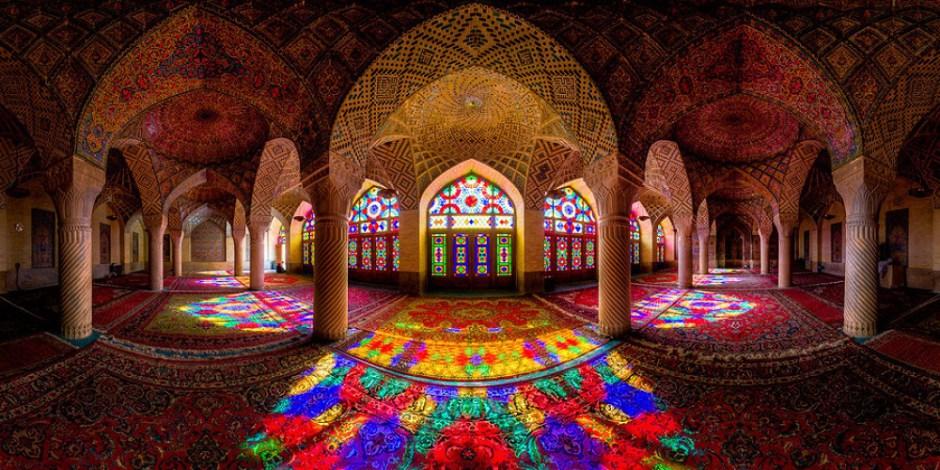 nasir-ol-molk-mosque-shiraz-iran-persia